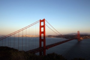 San Francisco Celebrates 75th Anniversary Of Golden Gate Bridge